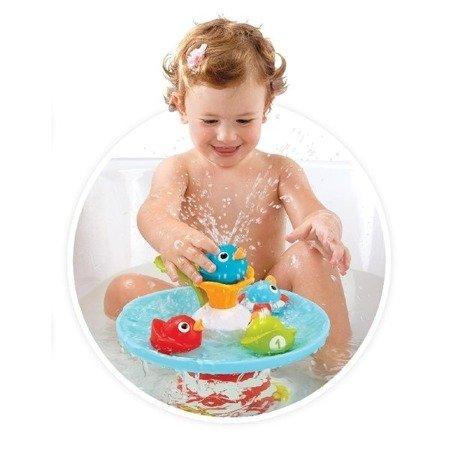 Yookidoo Zabawka do wody dla dziec iWyścig Kaczuszek
