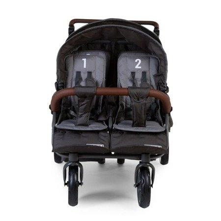 Childhome Sixseater NEW wózek dla żłobków 6 osobowy z funkcją AUTOBREAK