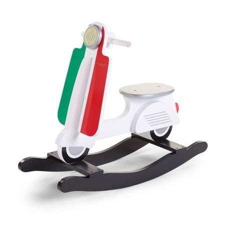 Childhome Stylizowany bujak - skuter Italy