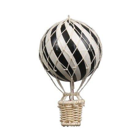 Filibabba Balon dekoracyjny 10 cm Black