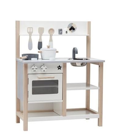Kids Concept, Kuchnia drewniana biała