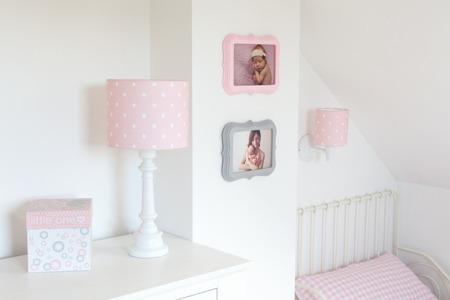 Kinkiet Lovely Dots Pink