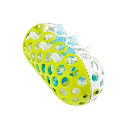 Koszyk do zmywarki Clutch Zielono - Biały Boon