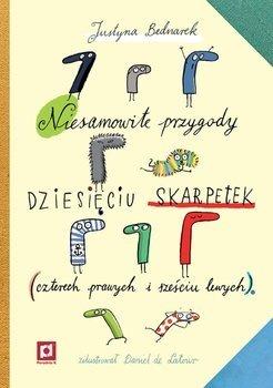 """Książka """"Niesamowite przygody dziesięciu skarpetek"""""""