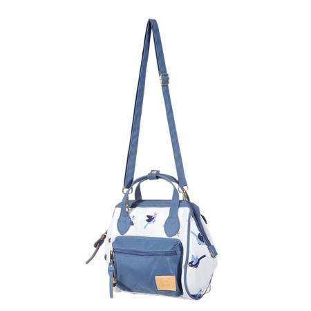 La Millou Dolce Vita Mini plecak torebka Hello World Birds