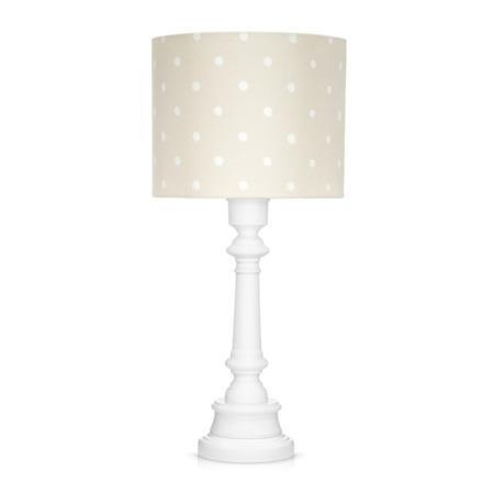 Lampa dla dzieci Lovely Dots Beige