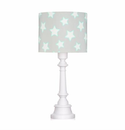 Lampa stojąca dla dzieci Grey Stars