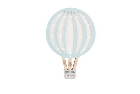 Lampka drewniana z funkcją ściemniania Little Lights Balon Polski HandMade