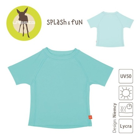 Lassig Koszulka T-shirt do pływania Aqua  UV 50+,  18 m-cy