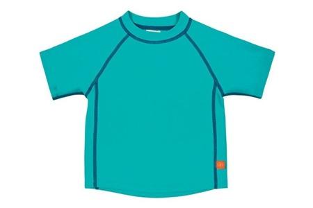 Lassig Koszulka T-shirt do pływania Lagoon UV 50+ 6-12m-cy