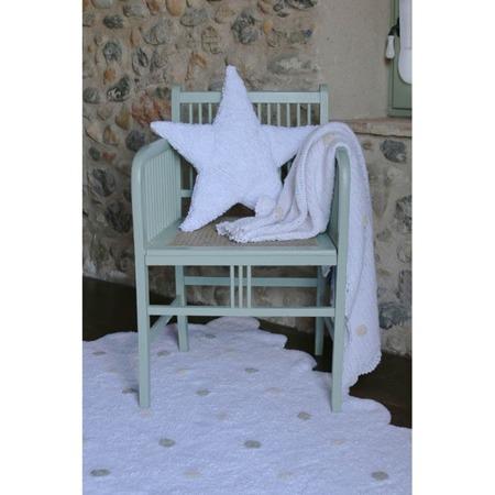 Lorena Canals Galleta Blanco/White 120x160cm
