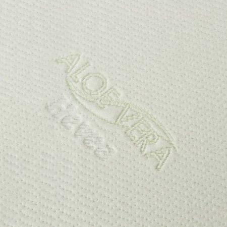 Materac lateksowy Hevea Baby 140/70 Aloe Vera