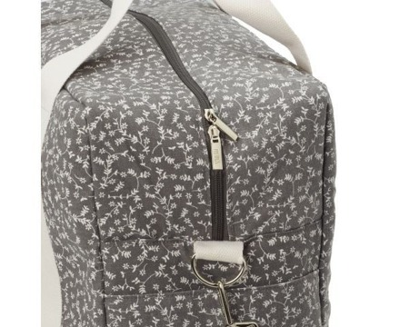 My Bag's Torba Family Bag My Liberty Flowers dark grey