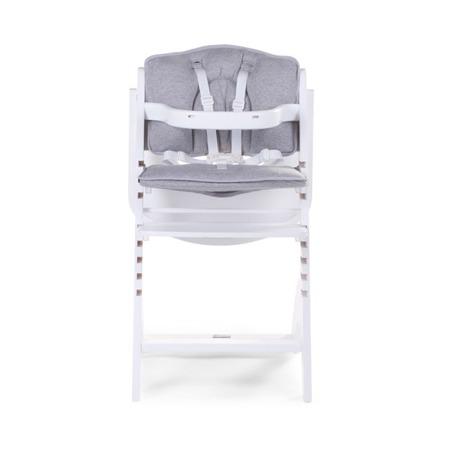 Childhome Ochraniacz poduszka do krzesełka Lambda 2 jersey Szara