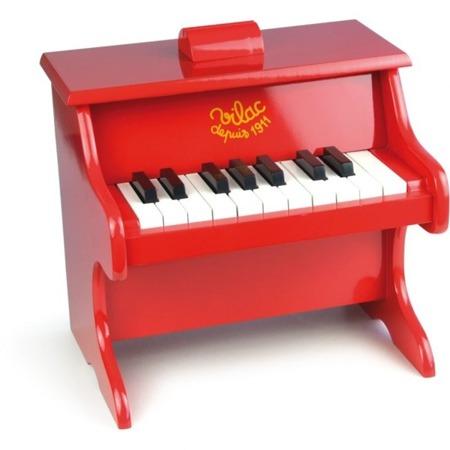 Pianino czerwone dla dzieci, Vilac