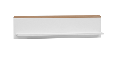 Pinio Snap Półka wisząca biała