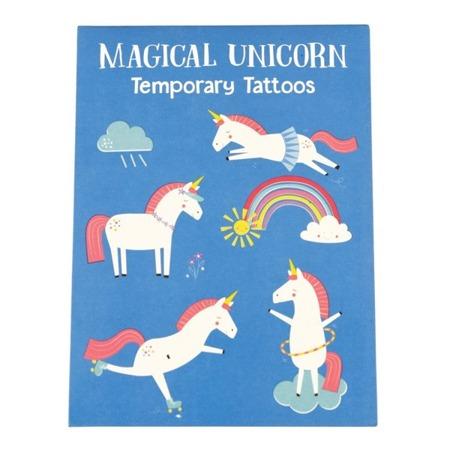 Rex London Zmywalne tatuaże dla dzieci Jednorożec