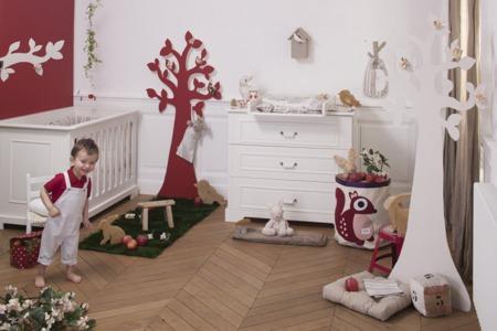 Skrzynia na zabawki Bellamy Ines White