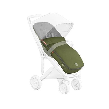 Śpiworek do wózka Greentom oliwkowy