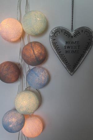 Świecące kule COTTON BALLS  2B Cute, 35 sztuk