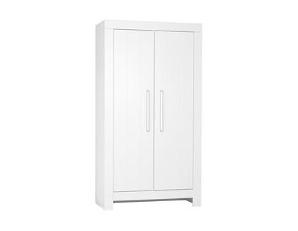 Szafa 2-drzwiowa Biała Pinio Calmo