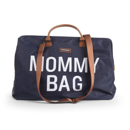 Torba podróżna Mommy Bag granatowa, Childhome
