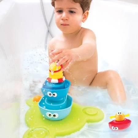 Zabawka do wody dla dzieci Yookidoo Fontanna z Łódeczkami
