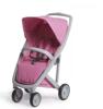Greentom Classic Wózek spacerowy EKO szaro-różowy