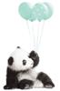 Naklejka Panda Balony Mięta S, Dekornik